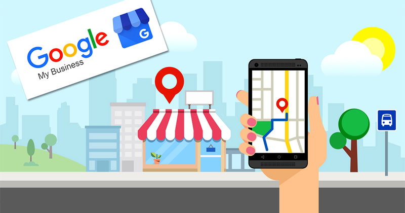 SEO Local Google MyBusiness